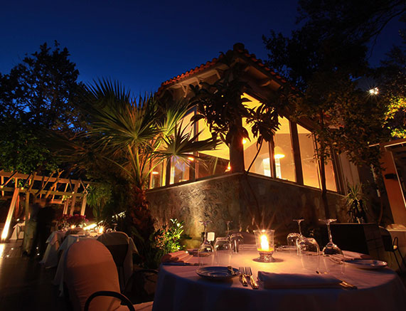 Botrini's Restaurant Athens