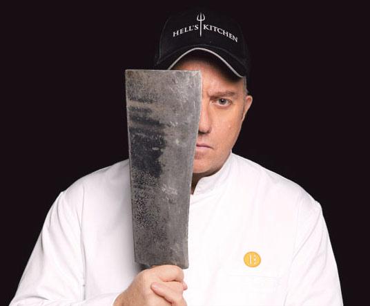 Hell's Kitchen - Έκτορας Μποτρίνι